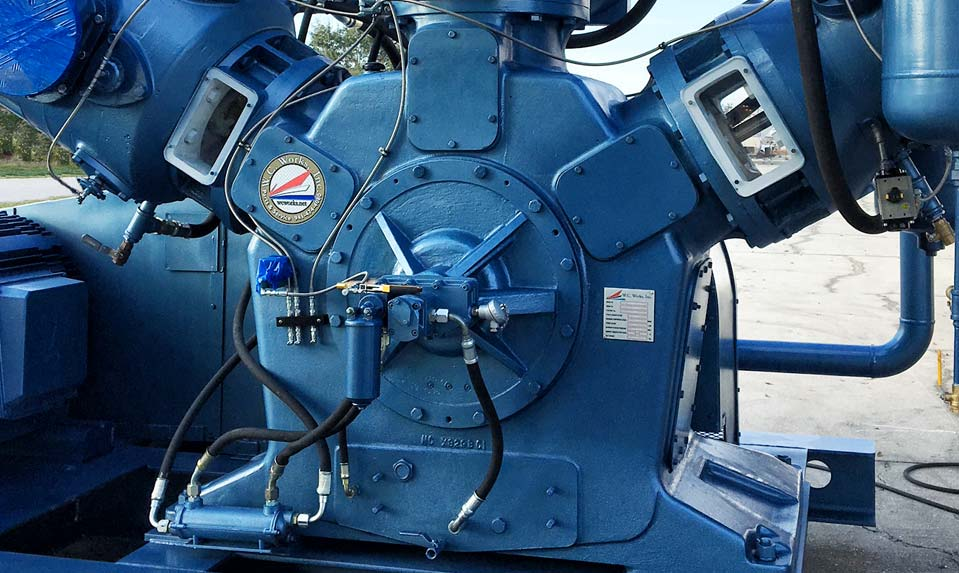 Photo of Remanufactured PET Compressor
