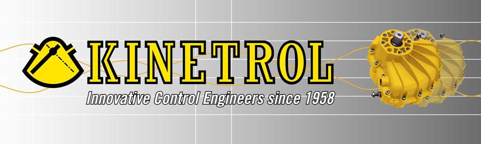 Kinetrol - Innovative Control Engineers since 1958